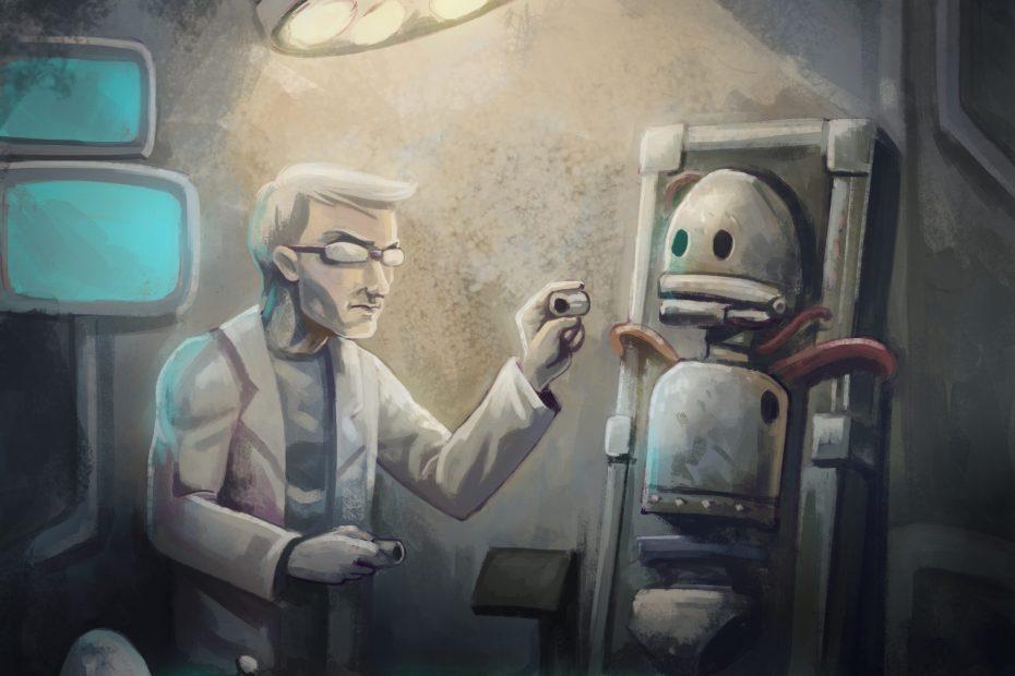 Crear un robot de Forex